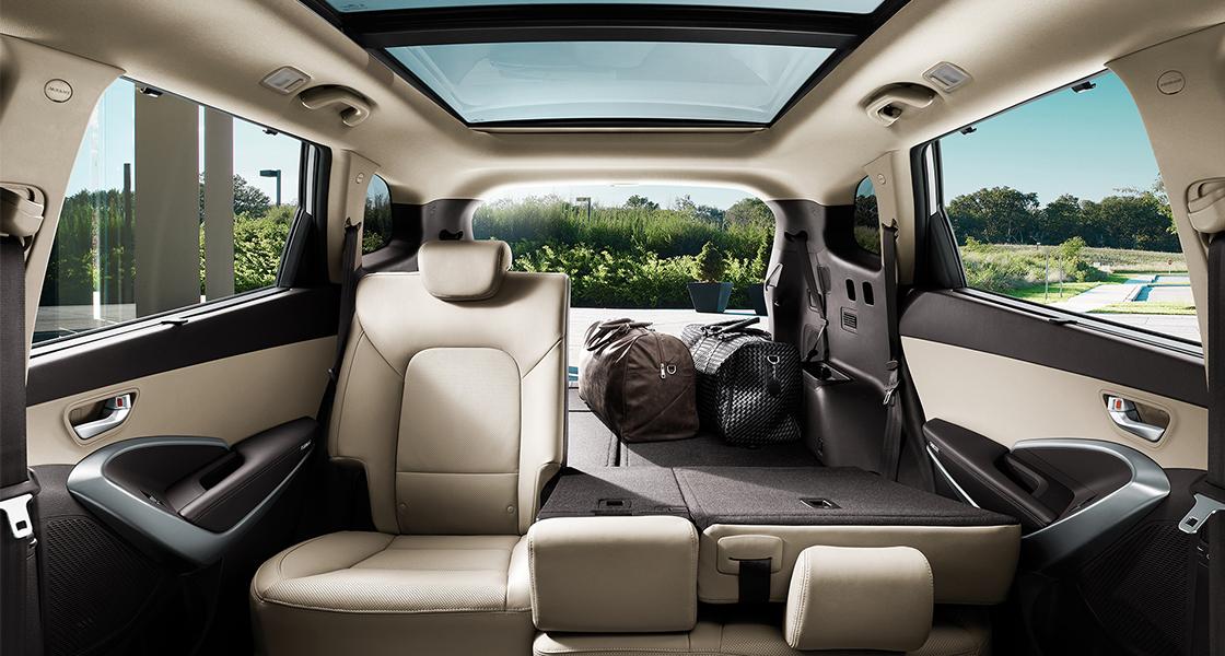 Hyundai Grand Santa Fe | Autohaus Ranaldi