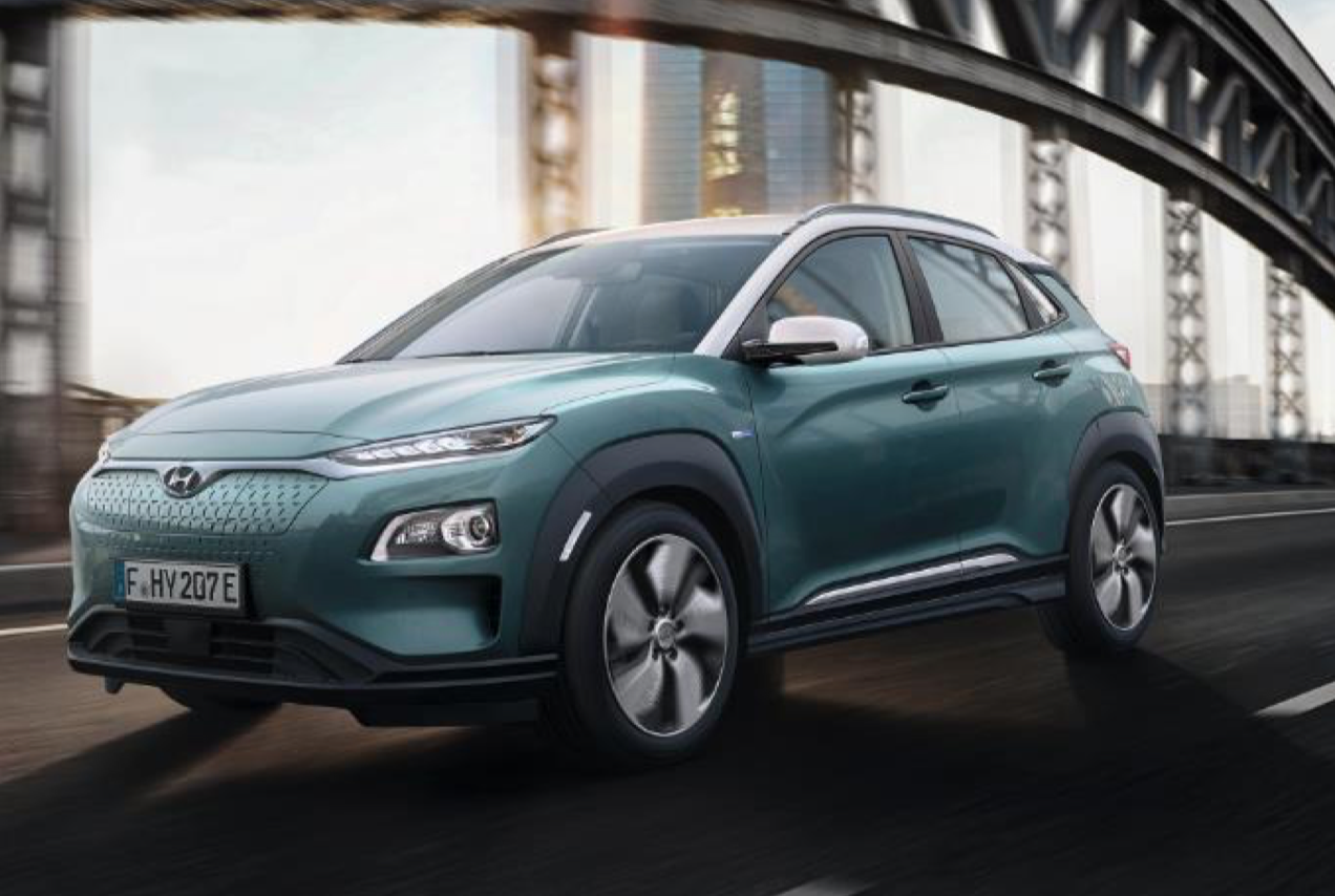 "Hyundai Kona Elektro –  Der ""Model 3-Killer"""