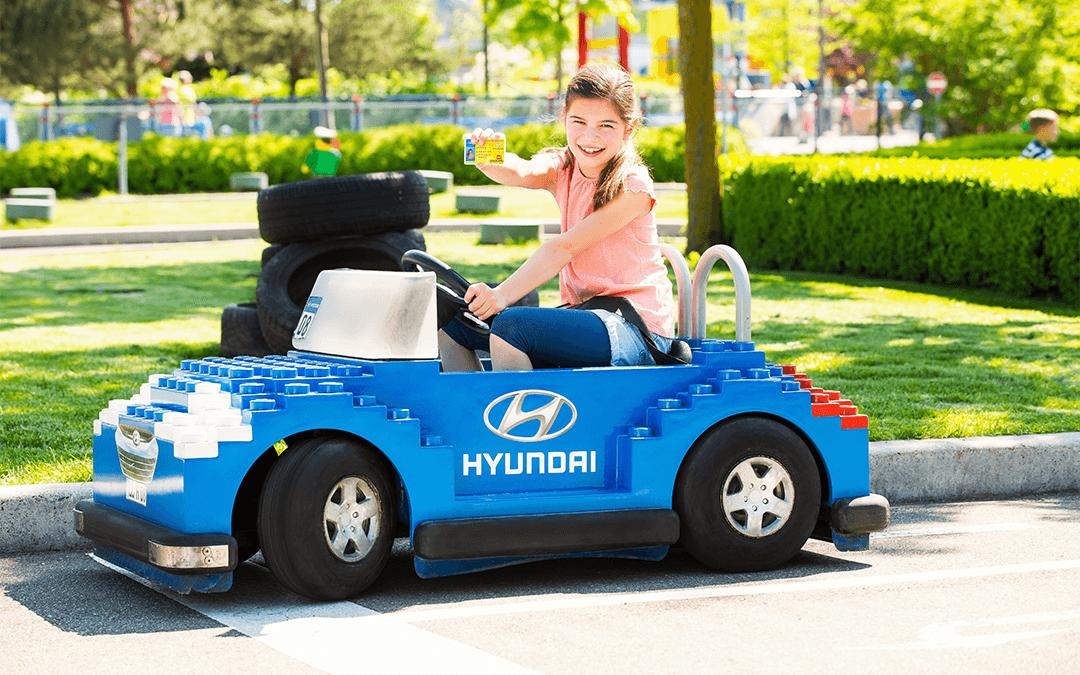 Mit Hyundai kostenlos ins Legoland!