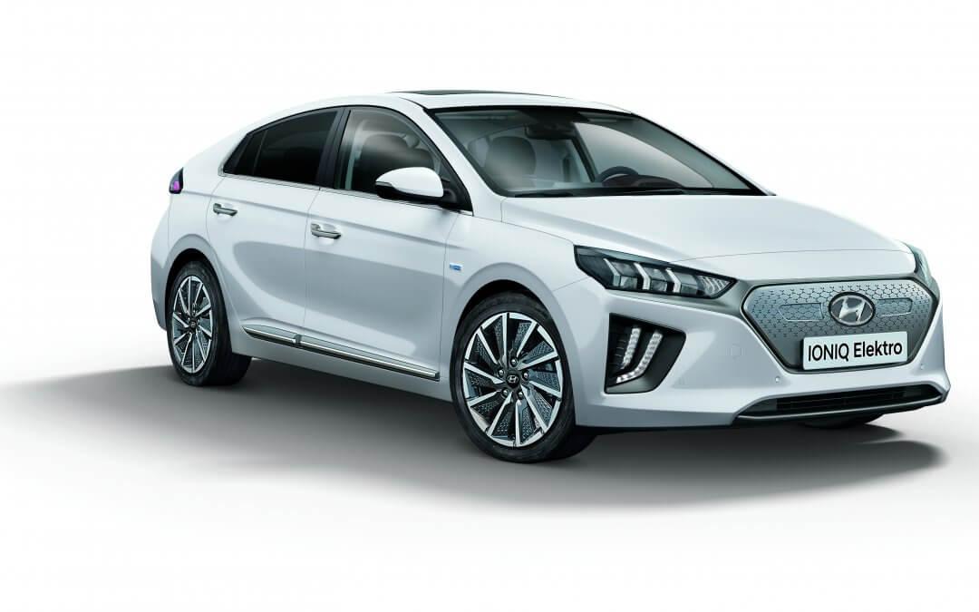 Hyundai bleibt Vorreiter in der E-Mobilität