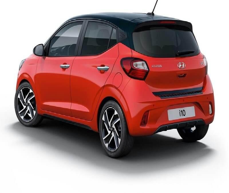 Exklusives Hyundai i10 Zubehör stark reduziert!