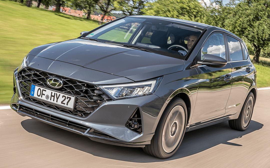 Der neue Hyundai i20 startet bei attraktiven 13.637,31 Euro