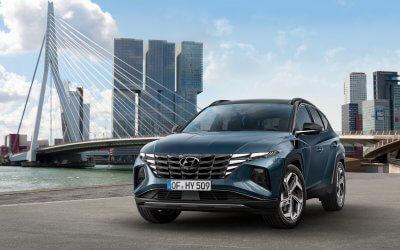 Weltpremiere: Der neue Hyundai Tucson!