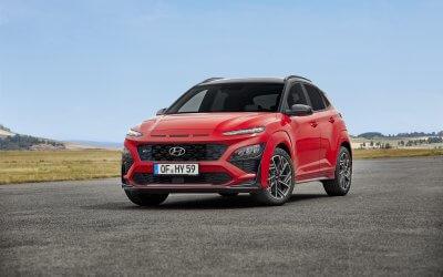 KONA Facelift fährt zu Preisen ab 19.486 Euro vor