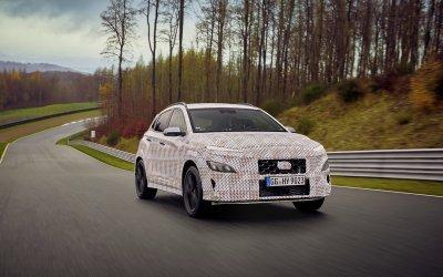 Neuer Kona N: Erstes Hochleistungs-SUV von Hyundai