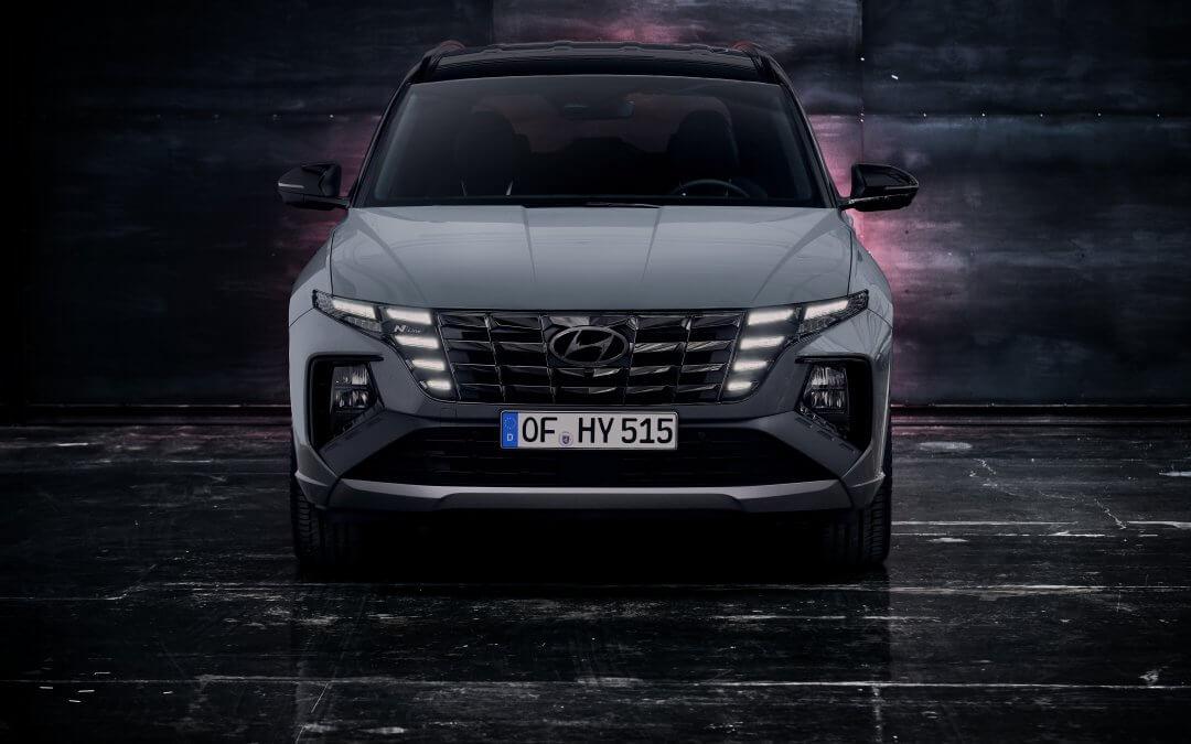 Hyundai präsentiert neuen TUCSON N Line