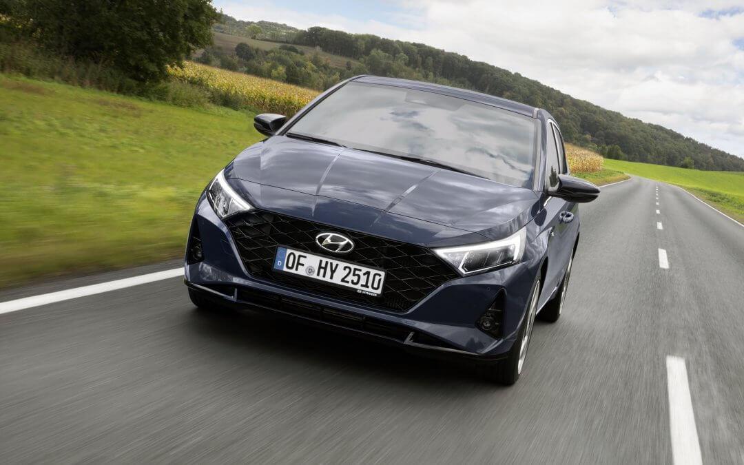 Neuer Hyundai i20 glänzt in Vergleichstests