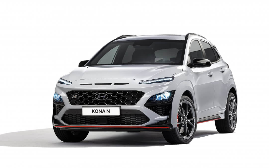 Sportlicher Neuzugang: der Hyundai KONA N