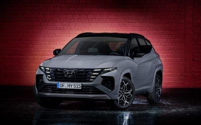 Neuer Hyundai TUCSON als sportliche N Line ab 38.900 Euro