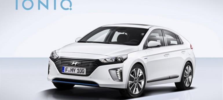 Erste Fotos und technische Informationen zum Hyundai IONIQ Hybrid