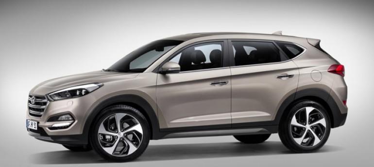 Neuer Hyundai Tucson gewinnt renommierten Design Award