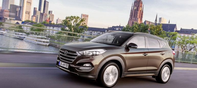 Der All New Tucson kommt im September 2015