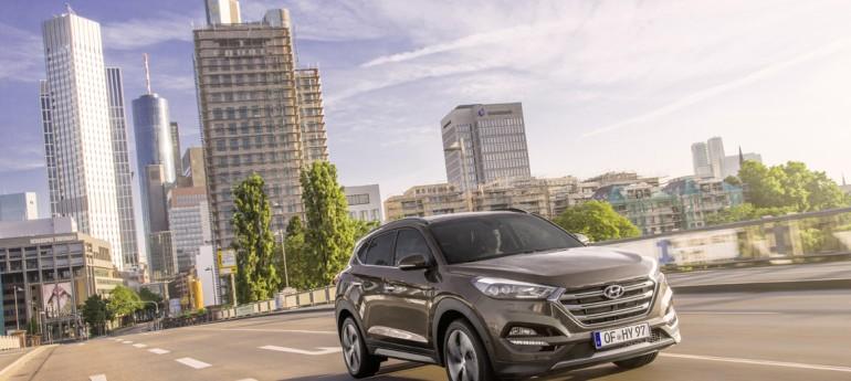 Der neue Hyundai Tucson kommt im Juli zu uns