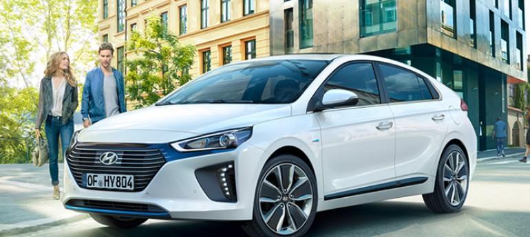 Der neue Hyundai IONIQ