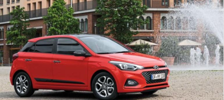 Hyundai i20 Facelift – Polo auf koreanisch