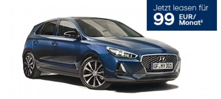 Der neue Hyundai i30 Intro: Jetzt vorbestellen!!